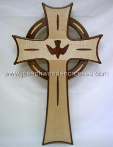Spirit Dove Cross
